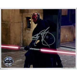 Signed Park Ray Star Wars Official Star Wars 8x10 Photo autographed