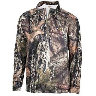 Rocky Outdoor Shirts Mens L/S SilentHunter WP Wind Mossy Oak HW00104