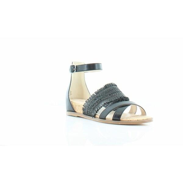 Nine West Vernell Women's Sandals Blk/Blk - 5
