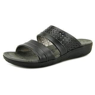 Baretraps Jimina Women  Open Toe Synthetic Black Slides Sandal
