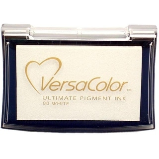 VersaColor Pigment Ink Pad Large White