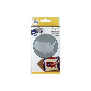 EK Paper Shapers Punch Large Round USA