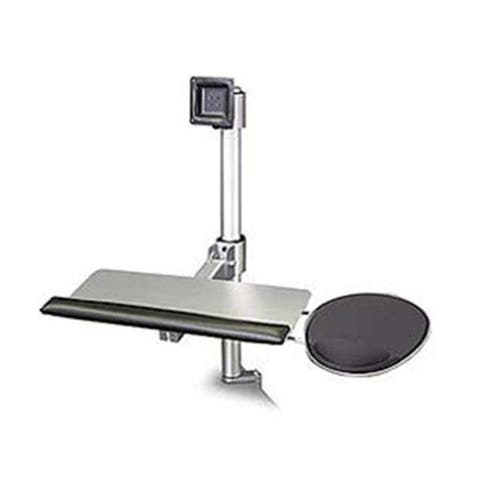 Ziotek 111 0347 Desk Clamp LCD Monitor Mounting System