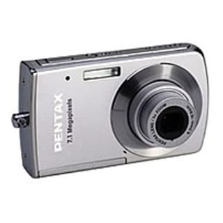 Pentax Optio 19251 M30 7.1 Megapixels Digital Camera - 3x Optical (Refurbished)