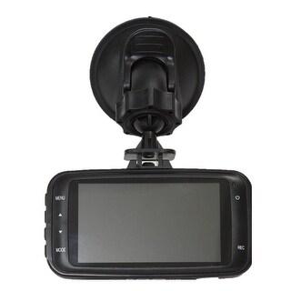 Q-See Q-GO HD 1080p Dashcam with 8GB MicroSD Card