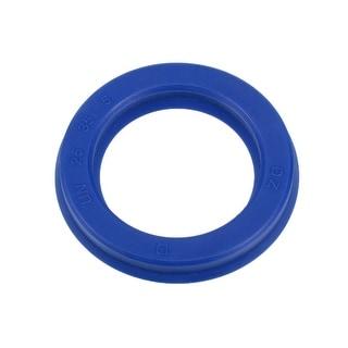 Hydraulic Seal, Piston Shaft U32i PU Oil Sealing O-Ring, 25mm x 35mm x 5mm