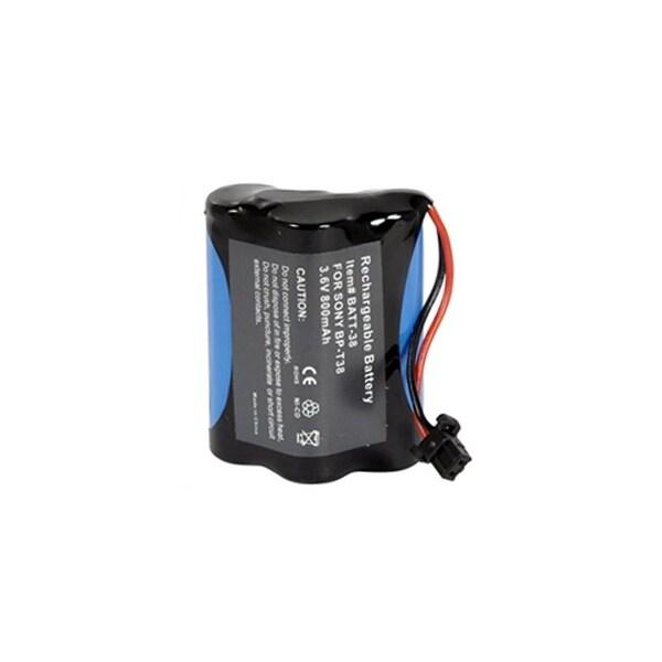 Dantona Cordless Phone Battery - 800 mAh - Nickel Cadmium (NiCd) - 3.6 V DC