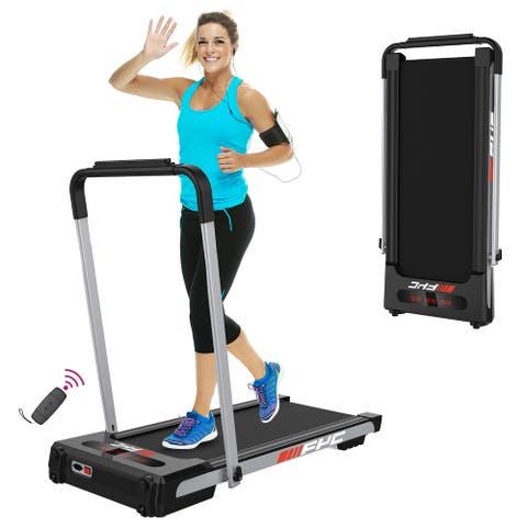 Under Desk Treadmill - Folding Treadmill for Home, Installation-Free