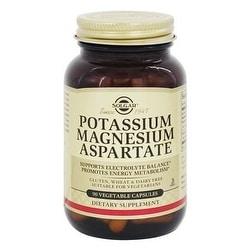 Solgar Potassium Magnesium Aspartate (90 Veggie Capsules)