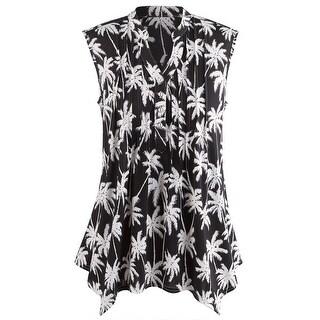 Women's Palm Tree Tunic