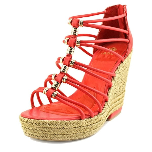 Isola Yara Lipstick Red Sandals