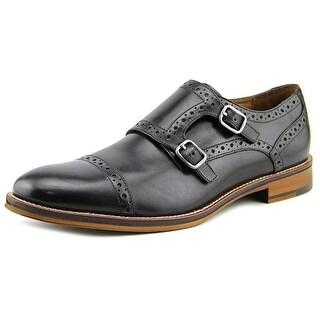 Johnston & Murphy Conard Men Wingtip Toe Leather Oxford