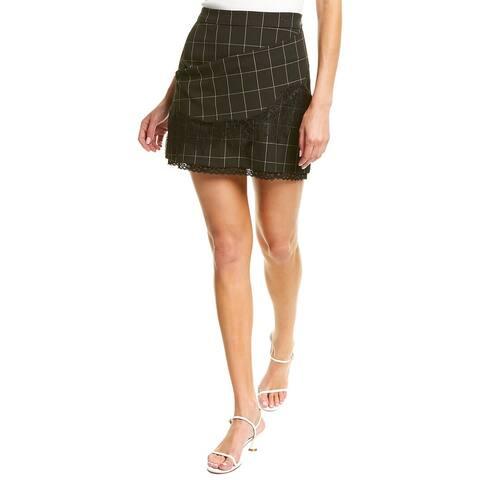 Tanya Taylor Tasia Mini Skirt