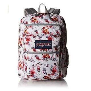 JanSport Unisex Big Student Floral Memory Backpack, One Size - floral memory