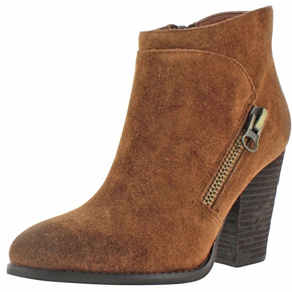 Very Volatile Kolt Women's Designer Suede Ankle Booties Boots