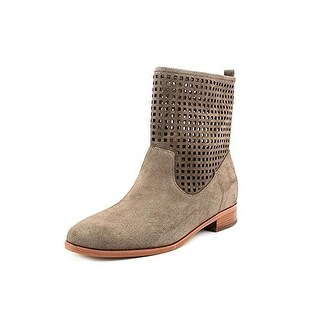 Michael Michael Kors Graham Ankle Boot Women Suede Ankle Boot