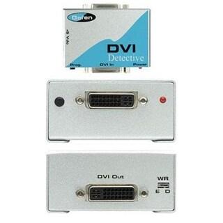 Gefen EXT-DVI-EDIDN 5V DC 5 Watts Video Capturing Device - Gray/Blue