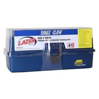 Lazer Sharp Go Fish Premium Saltwater Tackle Kit