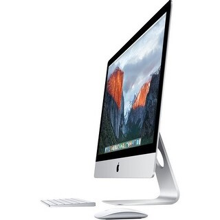 "Apple 27"" iMac MK472E/A with Retina 5K Display (Spanish Keyboard)"