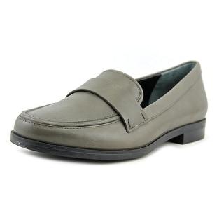 Franco Sarto Valera Round Toe Leather Loafer