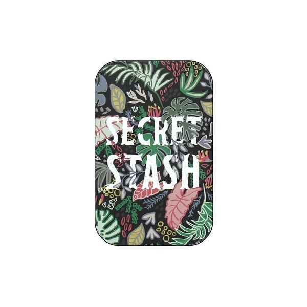 Molly & Rex Decorative Tin Sm Secret Stash