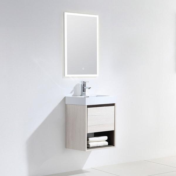 "Laila 18"" Single Bathroom Vanity Set. Opens flyout."