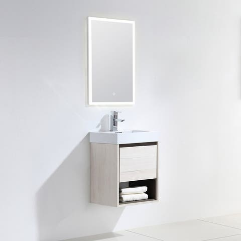 "Laila 18"" Single Bathroom Vanity Set"