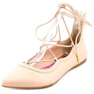 Madden Girl Edgyy Women Round Toe Synthetic Ballet Flats