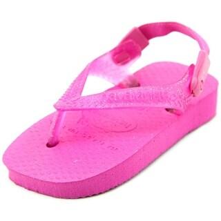 Havaianas Baby Top Open-Toe Synthetic Slingback Sandal