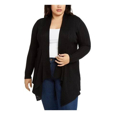 Belldini Womens Cardigan Sweater