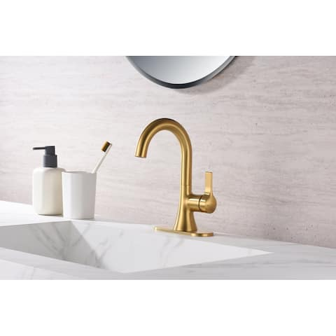 Ultra Faucets Nita Collection Single Handle Lavatory Faucet