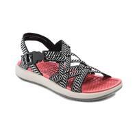 Baretraps Woods Women's Sandals Black/White