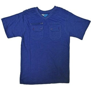 French Toast Boys 4-7 Slub Pocket Tee