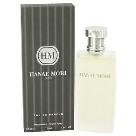 HANAE MORI by Hanae Mori Eau De Parfum Spray 1.7 oz - Men