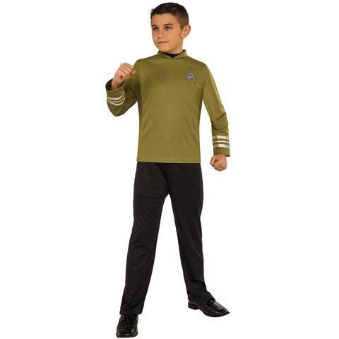 Rubies Captain Kirk Child Costume