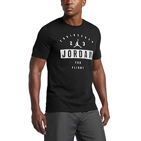 237682a7 Shop Nike Mens ENGINEERED FOR FLIGHT DF TEE - Free Shipping On Orders Over  $45 - Overstock - 15440151