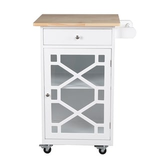 Link to Amelie Kitchen Cart Similar Items in Kitchen Carts