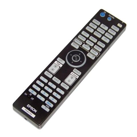 Epson Remote Control Supplied With PowerLite Pro Z9750U, Z9750UNL, Z9800W, Z9870
