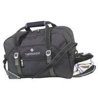 "Samsonite Golf ""To the Club"" Black Duffel Bag 625"