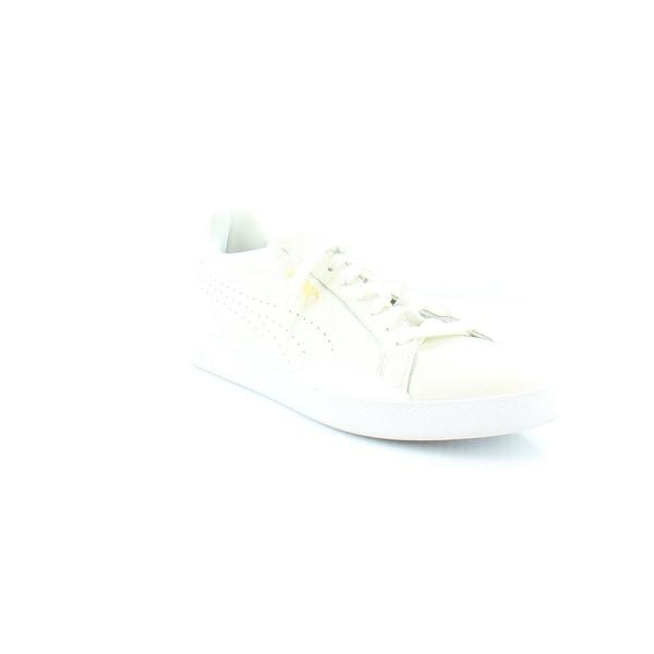 Puma Match Lo Women's Athletic whisper white-white
