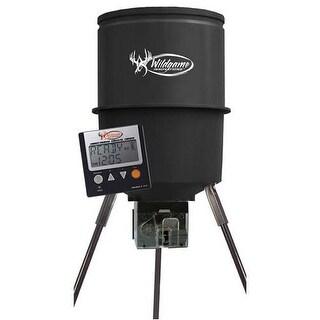 Wild game innovations wdx1 quick set 300# directional fish feeder
