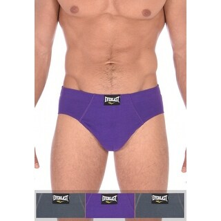 3 Pack Brief 1 Purple  2 Slate