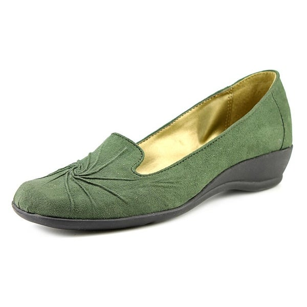 Soft Style by Hush Puppies Rogan Women Green Flats