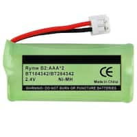 Replacement For GE/RCA 5-2540 / 5-2734 Cordless Phone Battery (500mAh, 2.4V, Ni-MH)