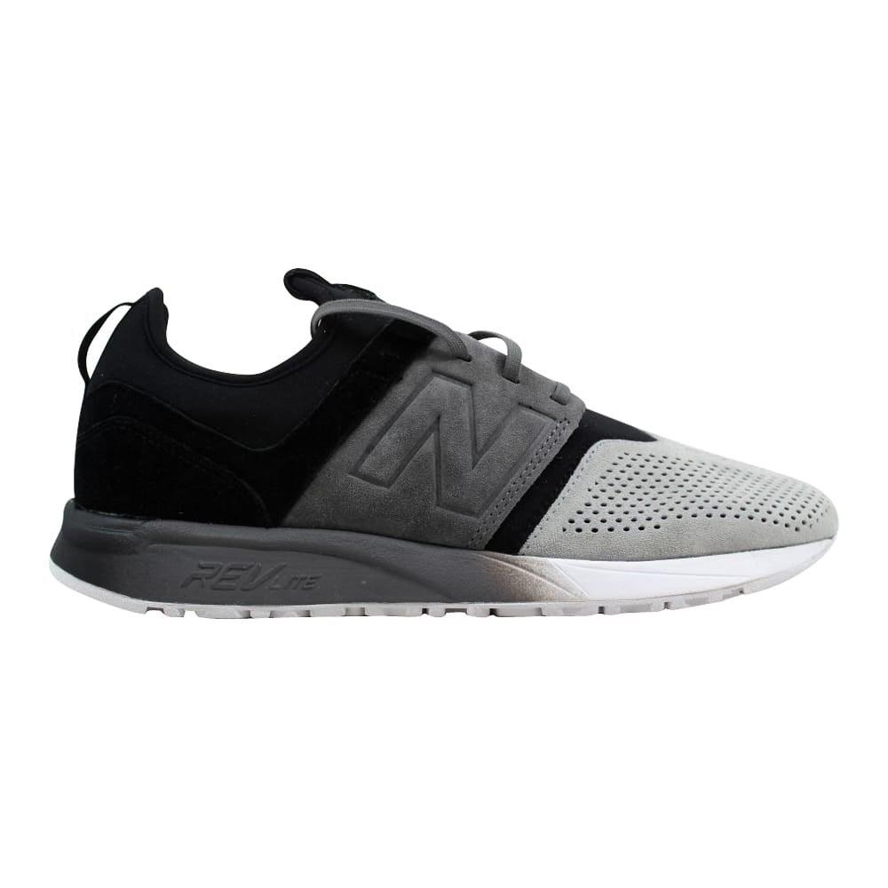 new balance 247 suede black