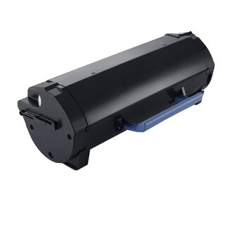 Dell M11xh Standard Yield Black Toner Cartridge - Laser - 8500 Pages