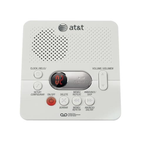 At&t 1740 itad 60 minutes time/date