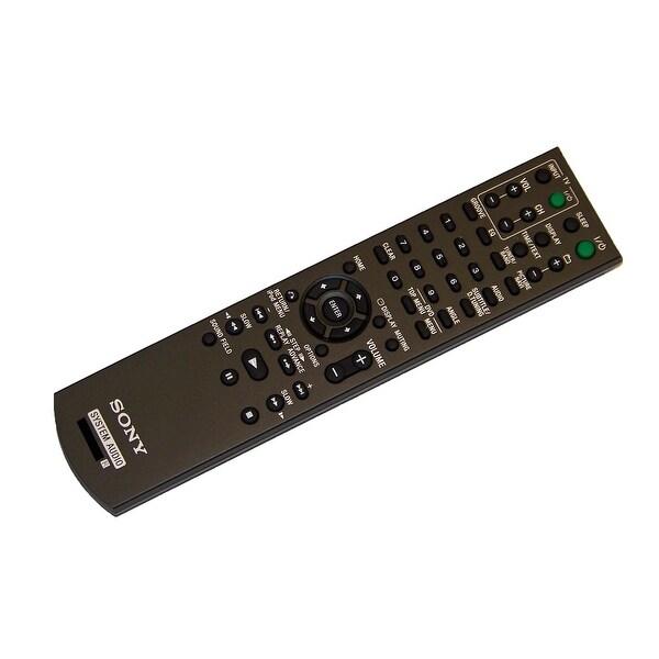 OEM Sony Remote Control Originally Supplied With: WHGSLK1I, WHG-SLK1I, WHGSLK2I, WHG-SLK2I, WHGSLK2IV, WHG-SLK2IV