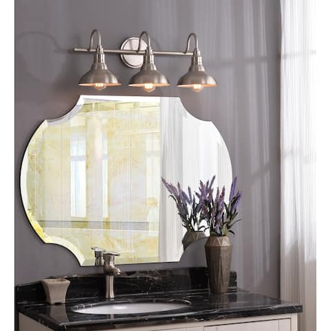 Hoffman 3 Light Vanity Light