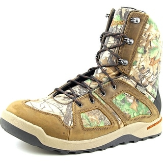 "Danner Steadfast 8"" Men 2E Round Toe Leather Hunting Boot"